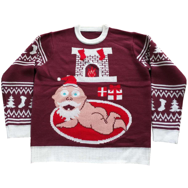 Baby Christmas Sweaters Ugly