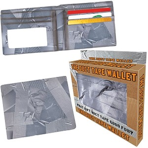 The Duct Tape Wallet